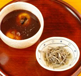 こちらは松葉炊きのイメージ写真です。